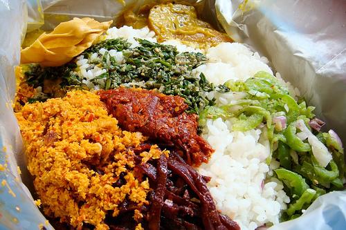 Nourriture srilankaise