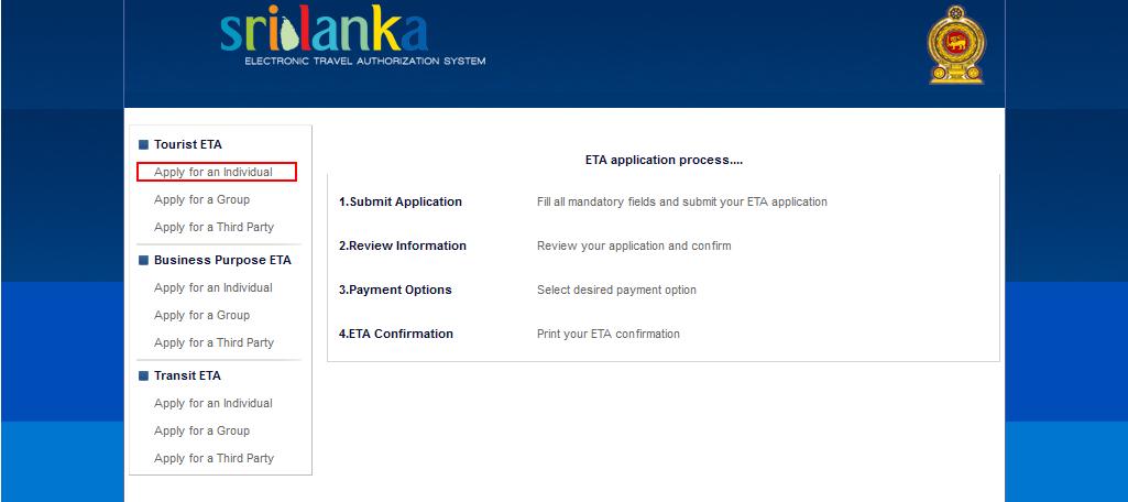 Carte Bancaire Au Sri Lanka.Tutoriel Obtenir Son Visa Pour Le Srilanka Blog Du Sri Lanka