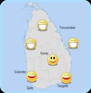 partir en aout au srilanka