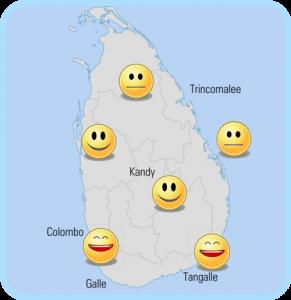 partir en décembre au srilanka