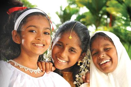 Bienvenue au Sri Lanka