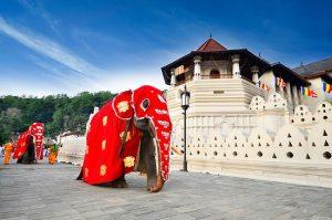 temple à kandy