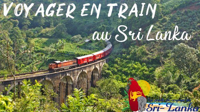 Voyager en train Sri Lanka