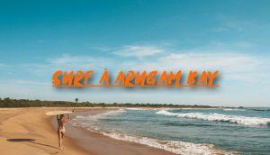 Meilleur spot de surf au Sri Lanka