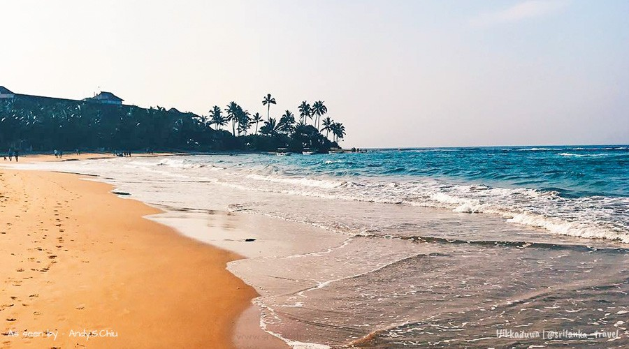 plages hikkaduwa