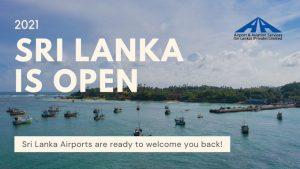 ouverture du srilanka